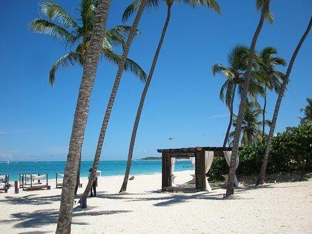 Dominikánská Republika, Pláž, Moře