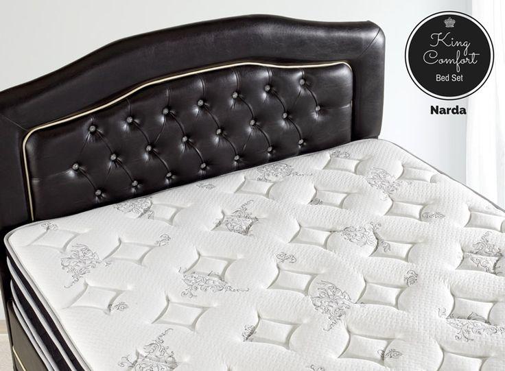 Narda King Comfort Bed Set