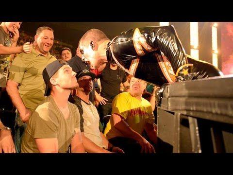 ARROW X STARDUST -  WWE - SUPER LUTA