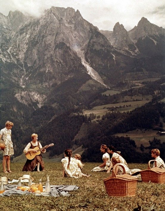 """""""The Sound of Music""""  - a classic for all ages - enchants generation after generation with sounds and images that are truly timeless."""