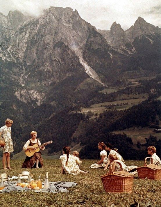 amazing European landscape #Thesoundofmusic