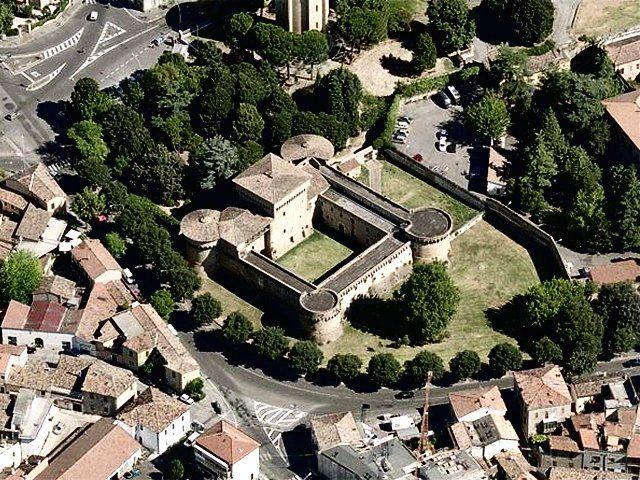 Rocca di Ravaldino o Rocca di Caterina Sforza - Forlì - Emilia-Romagna