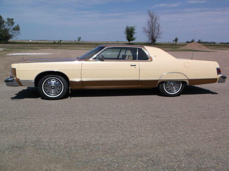1978 Mercury Grand Marquis Base Hardtop 2 Door   eBay