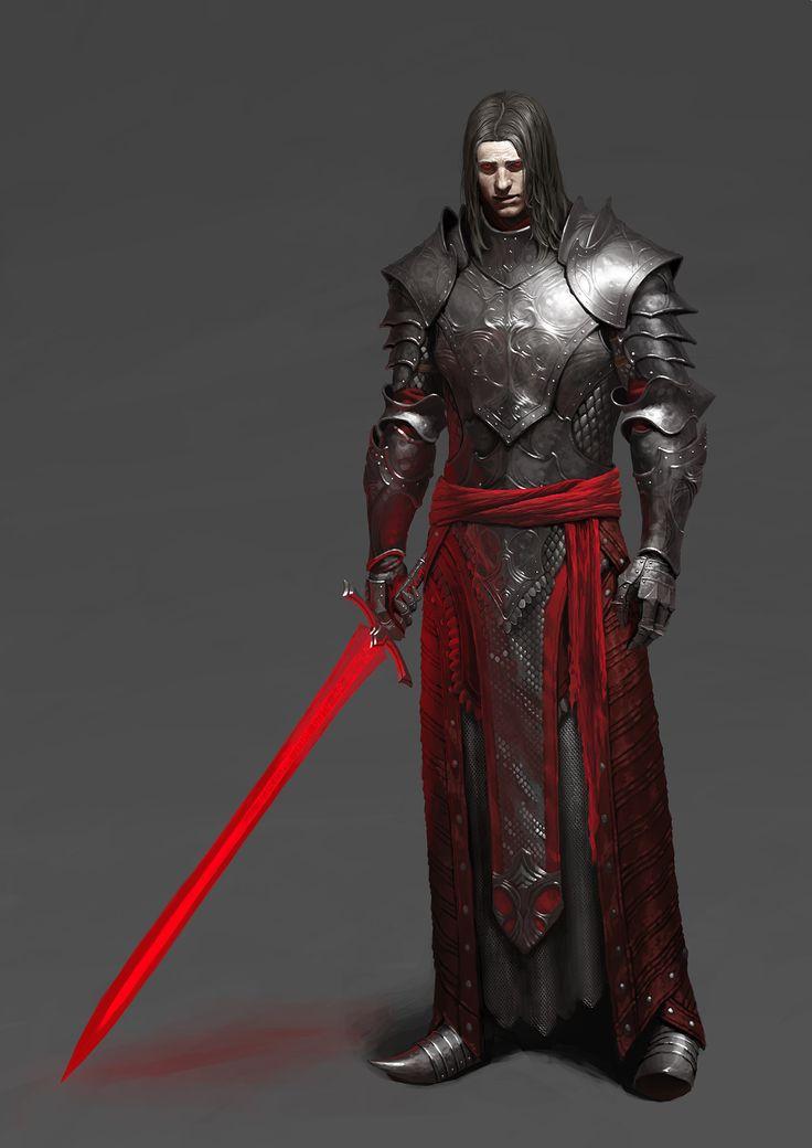 """""""Estilo"""" Personagem Principal (Espada)"""
