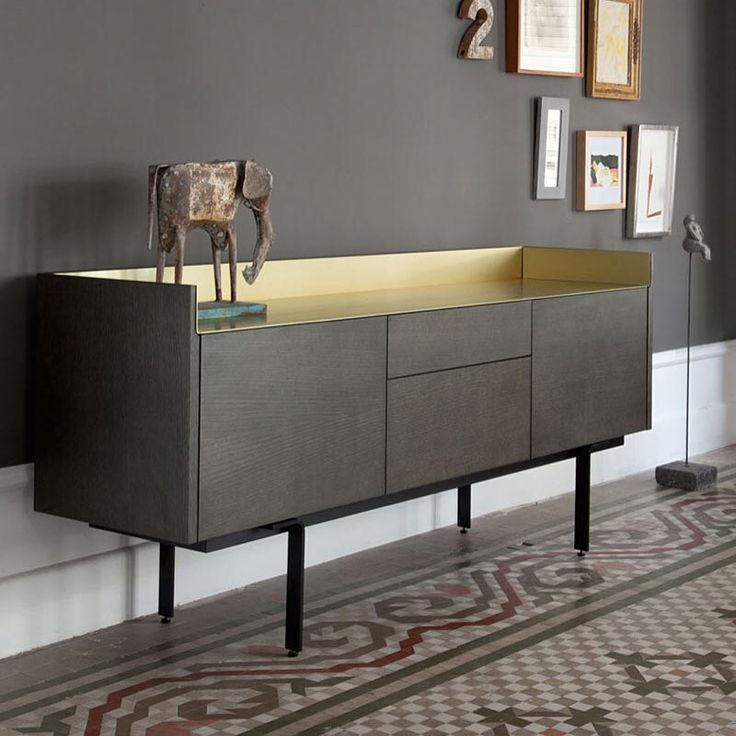 best 25 modern sideboard ideas on pinterest credenza contemporary house furniture and. Black Bedroom Furniture Sets. Home Design Ideas