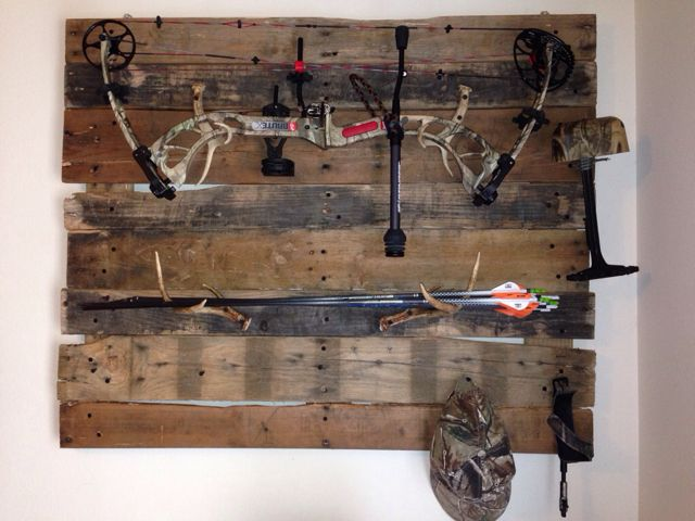 Best 25+ Bow rack ideas on Pinterest | Archery hunting ...