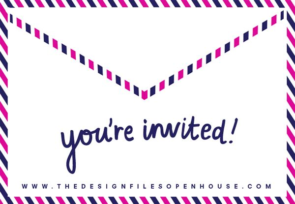 The Design Files Open House 2012 animated GIF invitation – by Georgia Perry! Please share this gif by simply dragging it to your desktop, attaching to emails, uploading to your blog, or pinning via Pinterest!