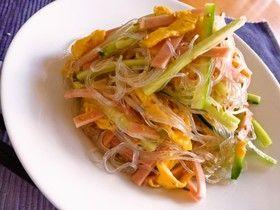 ❤中華風春雨サラダ  Deli salad