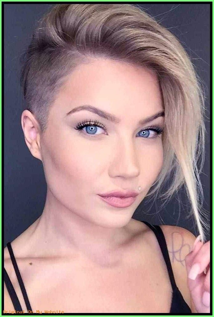Frauen Frisuren Lange Haare The 259 Best Undercut Sideshave Images