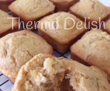 Recipe Apple & Cinnamon Muffins by Elisha Squire - Recipe of category Baking - sweet