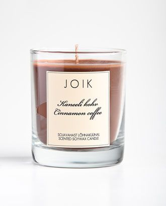 Cinnamon Coffee - scented candle