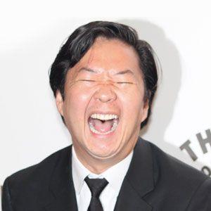 Ken Jeong laughter