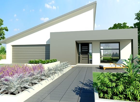 Sekisui House Australia Home Designs: Mitsu 240 - Stylish Facade. Visit www.localbuilders.com.au/builders_south_australia.htm to find your ideal home design in South Australia