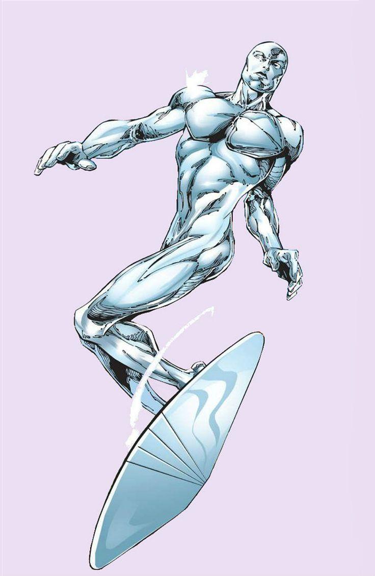 Silver Surfer by Salvador Larroca