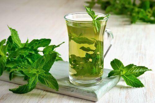 Tee kann beim Abnehmen helfen, deshalb empfehlen wir dir heute 5 nützliche Rezepte, die den Stoffwechsel und die Gewichtsreduktion fördern.
