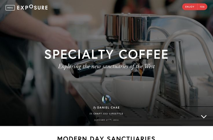 Make full screen sections with 1 line of CSS — Medium