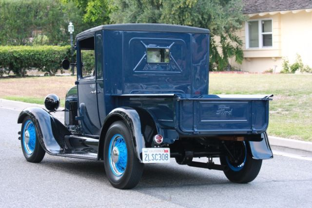 1928 Ford Model A Pickup HOT ROD for sale: photos, technical specifications, des…