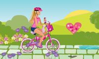 Barbie Me Bike jogo online