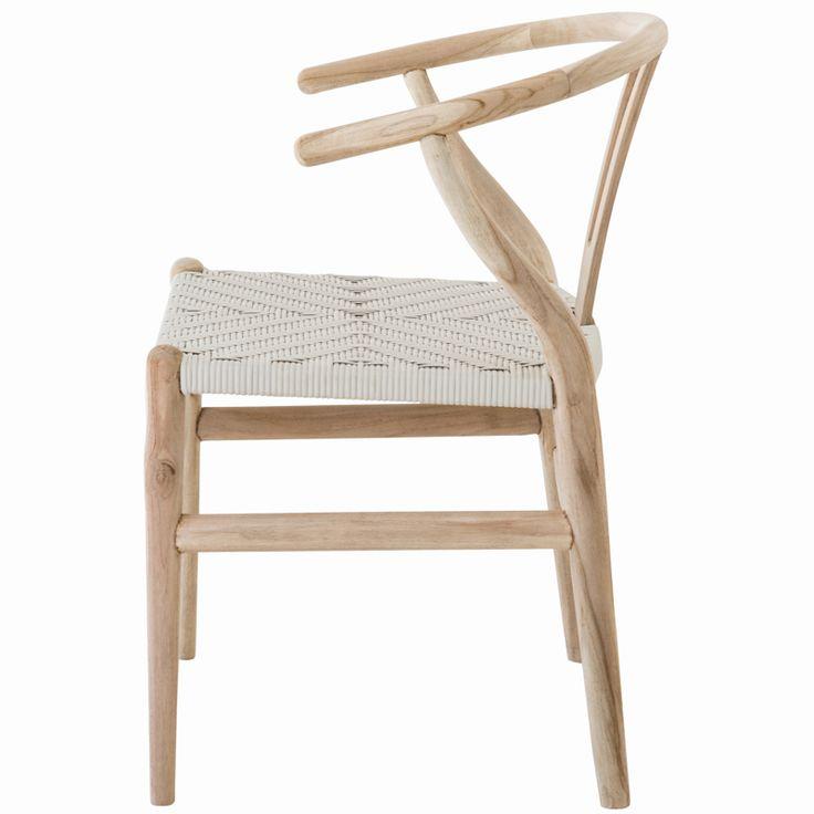 Shanghai Chair – White Viro
