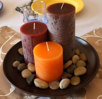How to make aromatic candles at home