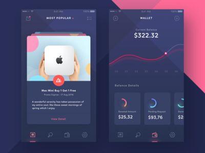 Coupon & Savings iOS App