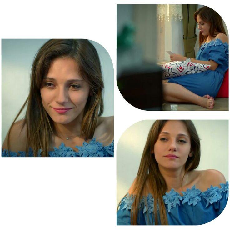 Blue dress for daydreaming  ♡ #ateşböcegi is here!