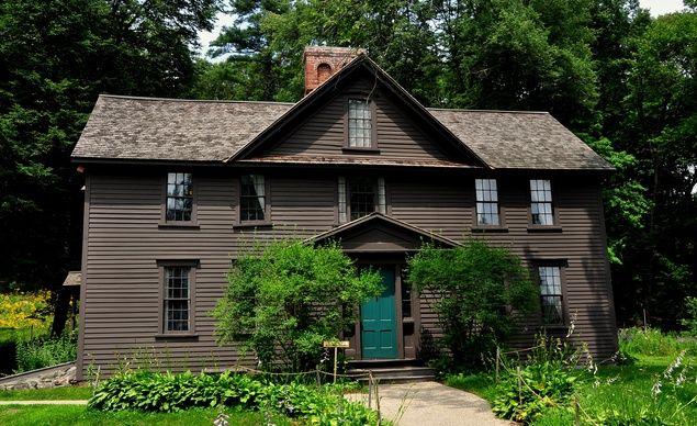 Orchard House, Louisa May Alcott, Little Women, Concord, Massachusetts