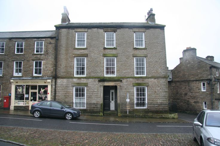 The Vet's House, Askrigg (Exterior location for Skeldale House on All Creatures Great and Small).
