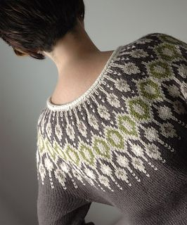 Secret test knit. Thanks so much Jennifer for the opportunity to testing this beautiful sweater! One modification - I done body and sleeves a bit shorter, because I'm a short person. Really g...