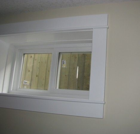 Interior Window Trim   Bing Images | Trim Ideas | Pinterest | Interior  Window Trim, Window Trims And Window