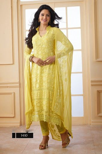 Dinnar Collection Anarkali Suit - 10 - Shopping on Junction