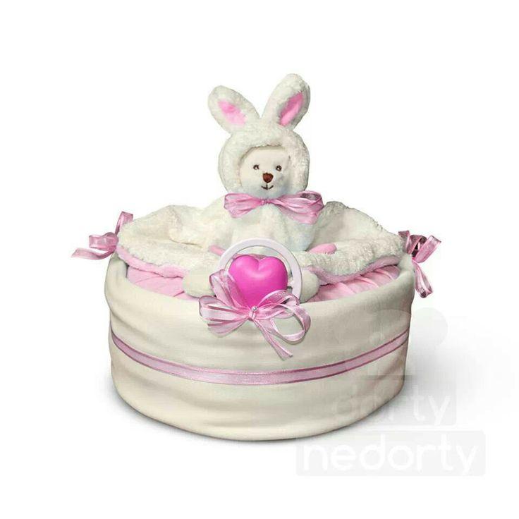 1PGA (nappy cake)