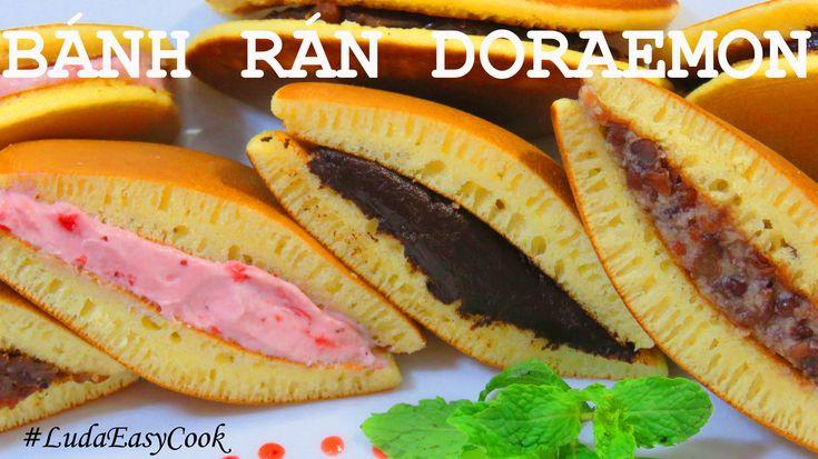 How to make Doraemon's Dora Cakes Dorayaki Doraemon Recipe