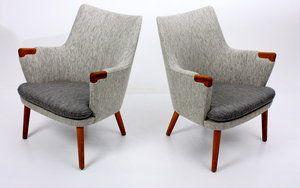 Pair of Mini Bear Chairs.