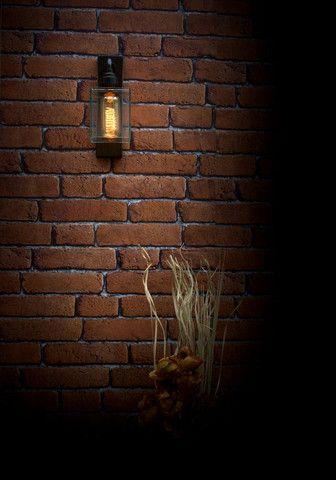 Alchemist Radio Valve filament Wall Light | thelightyard.com | Inspirational Designs | Warehouse Home Design Magazine