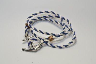 Anchor Sailor #bracelet #fashion #anchor #studswagon