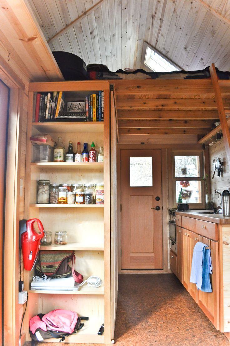 48 best Tiny House Tours images on Pinterest   House tours, Small ...