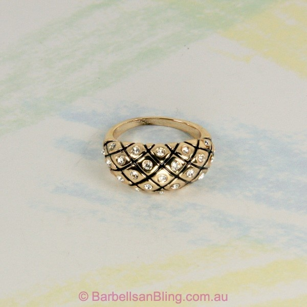 Fashion Ring - Classical  $13.50