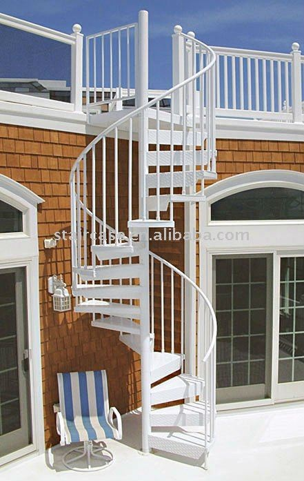 Best 17 Best Images About Outdoor Spiral Stairs On Pinterest 640 x 480