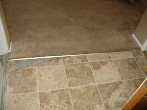 Best 25+ Carpet to tile transition ideas on Pinterest ...