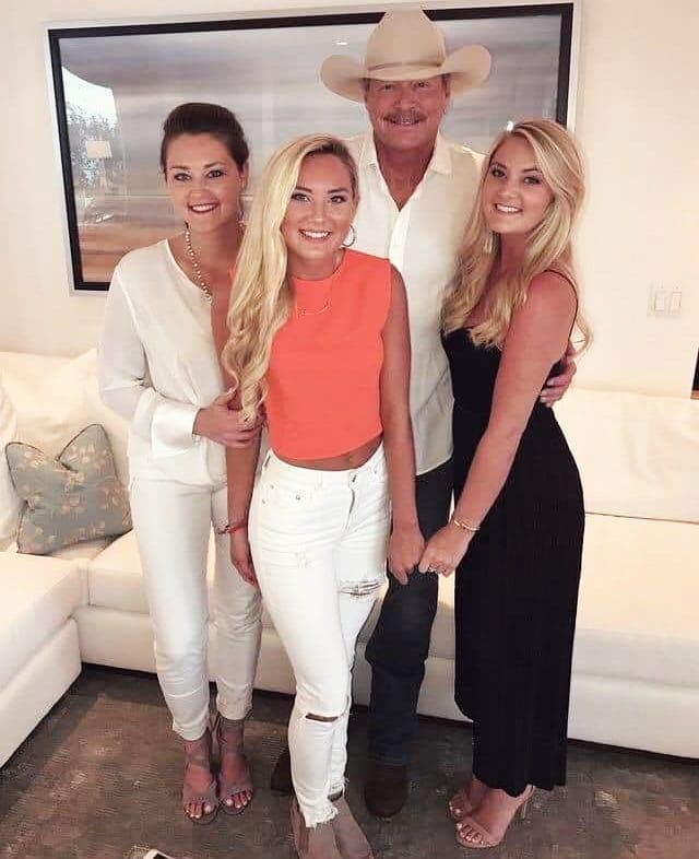 Alan Jackson And His Daughters Realcountrymusic Realcountry
