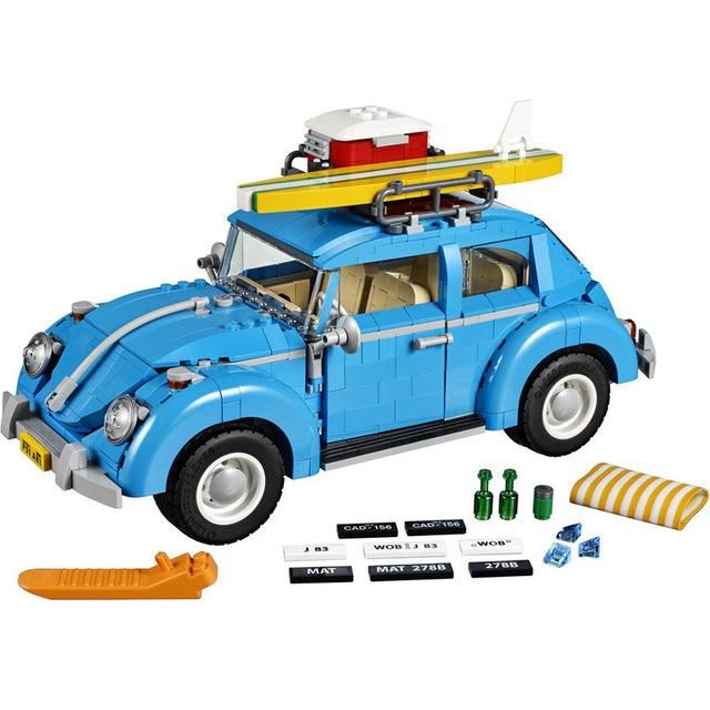 NEW Model Creator series MINI Cooper model Building Blocks Sets Classic Compatible bricks Technic Car Toys for children gifts