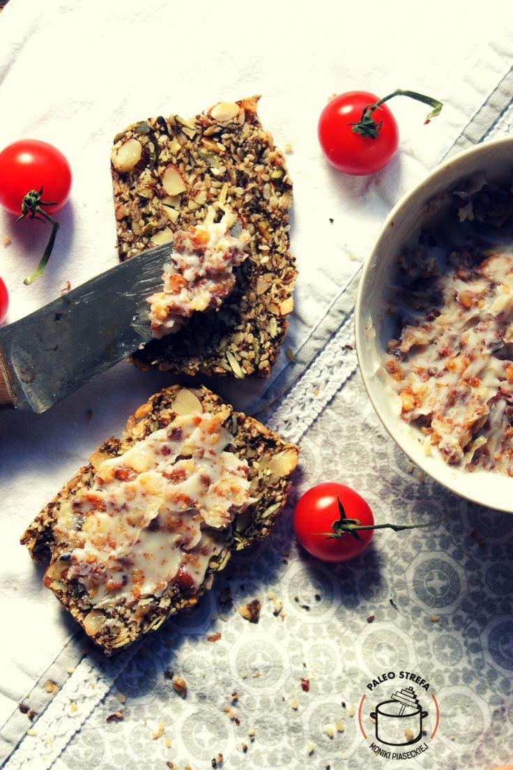 Chleb życia (paleo, bez jaj, bez mąki, low carb) Paleo