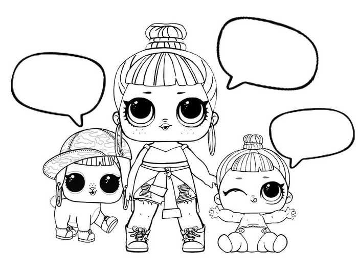 Printable Lol Doll Coloring Pages Free Coloring Sheets Lol Dolls Barbie Coloring Pages Cartoon Coloring Pages