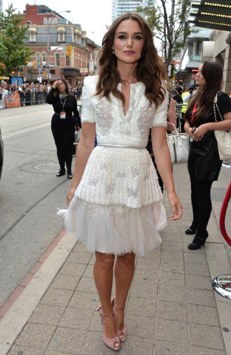 Keira Knightley. 'The Imitation Game' Premiere - 2014 Toronto Film Festival