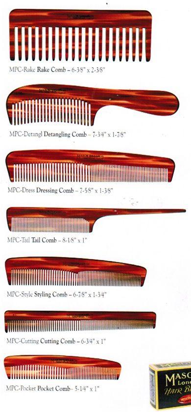 Mason Pearson combs
