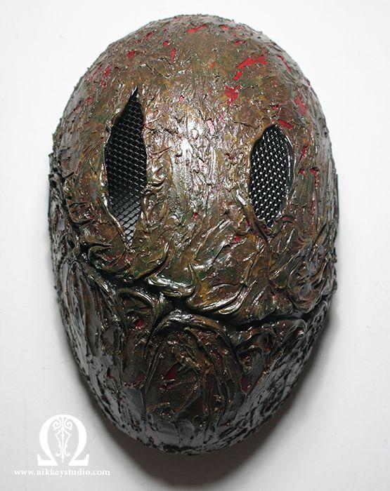 Scarecrow mask - satin finish