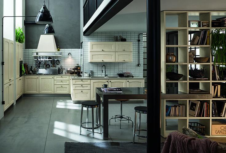 VILLA D\'ESTE - Segni distintivi di un ambiente cucina di classe ...
