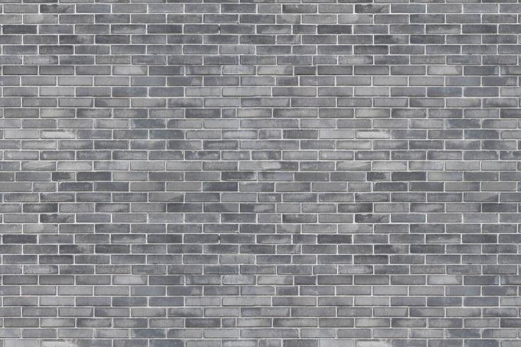 Best 25 plain grey wallpaper ideas on pinterest brick for Brick mural wallpaper