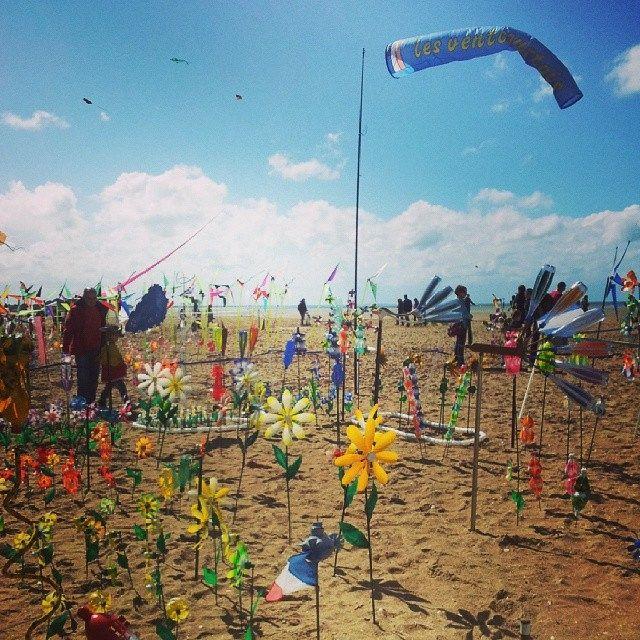 #houlgate#plage#beach#cerfvolante#weekend   Flickr - Photo Sharing!